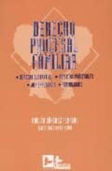 DERECHO PROCESAL FAMILIAR: (DERECHO SUSTANTIVO, ASPECTOS PROCESAL ES, JURISPRUDENCIA, FORMULARIOS) - ADOLFO SANCHEZ PEDRERO | Triangledh.org