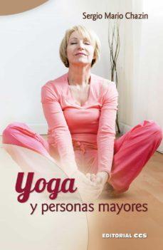 yoga y personas mayores (ebook)-sergio mario chazin-9788490237717