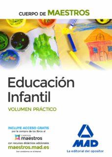 Premioinnovacionsanitaria.es Cuerpo De Maestros Educación Infantil. Volumen Practico Image