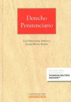 derecho penitenciario-jose luis fernandez arevalo-9788490997017