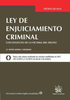 Inmaswan.es Ley De Enjuiciamiento Criminal. Image