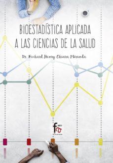 Audiolibros gratuitos para descargar en mp3. BIOESTADÍSTICA APLICADA A LAS CIENCIAS DE LA SALUD 9788491663317 iBook DJVU de  in Spanish