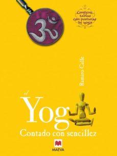 el yoga contado con sencillez (ebook)-ramiro calle-9788492695317