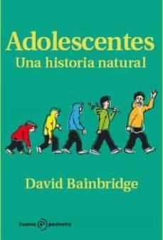 Cdaea.es Adolescentes: Una Historia Natural Image