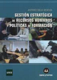 Mrnice.mx Gestión Estratégica De Recursos Humanos Y Políticas De Formación Image