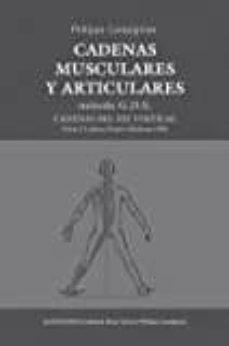 Descarga gratuita de libros textiles. CADENAS MUSCULARES Y ARTICULARES METODO G.D.S. CADENAS DEL EJE VERTICAL, TOMO 2: CADENAS POSTERO-MEDIANAS (PM) 9788494138317 PDB PDF in Spanish de