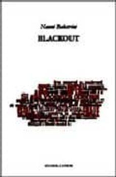 blackout-nanni balestrini-9788495627117
