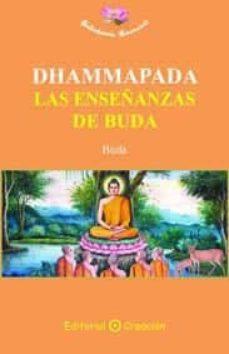dhammapada, las enseñanzas de buda-9788495919717