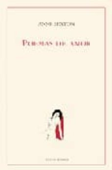 poemas de amor (bilingue español-ingles)-anne sexton-9788496067417