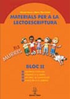 Garumclubgourmet.es Material De Lectoescriptura Bloc Ll Image