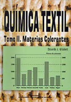 Premioinnovacionsanitaria.es Quimica Textil (Tomo Ii: Materias Colorantes) Image