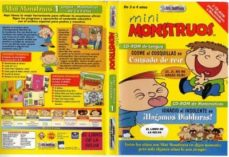 Inmaswan.es Mini Monstruos (Cd): Lengua Y Matematicas (De 3 A 4 Años) Image