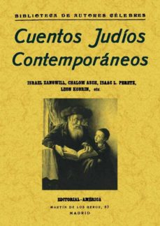 Asdmolveno.it Cuentos Judios Contemporaneos (Ed. Facsimil) Image