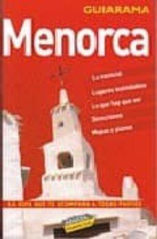menorca (guiarama)-9788497767217