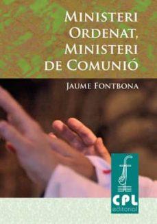 Costosdelaimpunidad.mx Ministeri Ordenat, Ministeri De Comunio (3ª Ed.) Image