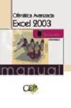 Costosdelaimpunidad.mx Manual Ofimatica Avanzada Excel 2003. Formacion Image