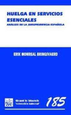 Cdaea.es Huelga En Servicios Esenciales. Analisis De La Jurisprudencia Española Image