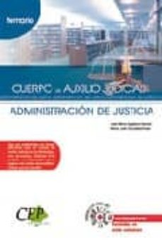Lofficielhommes.es Cuerpo De Auxilio Judicial De La Administracion De Justicia (Tema Rio) (Ed. Especial) Image