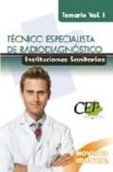 Bressoamisuradi.it Tecnico Especialista De Radiodiagnostico Instituciones Sanitarias Temario Vol. I. Image