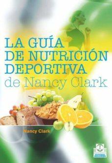 Libros de nutricion deportiva pdf gratis