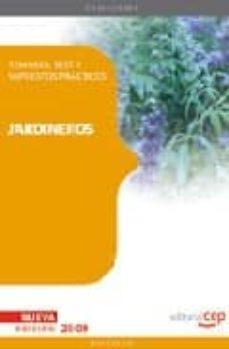 Srazceskychbohemu.cz Jardineros. Temario, Tests Y Supuestos Practicos Image