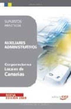 Geekmag.es Auxiliares Administrativos Corporaciones Locales De Canarias. Sup Uestos Practicos Image