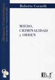 Encuentroelemadrid.es Miedo, Criminalidad Y Orden Image