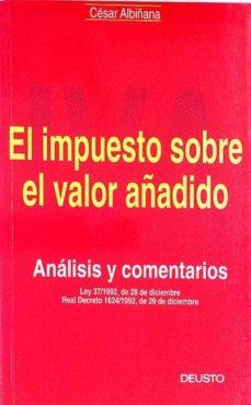 Javiercoterillo.es El Impuesto Sobre El Valor Añadido Image