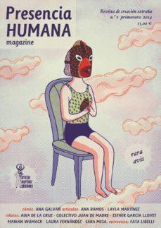Javiercoterillo.es Presencia Humana Magazine Nº 2 Image