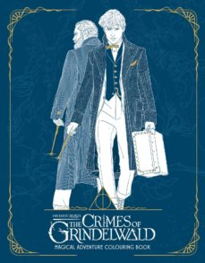 fantastic beasts: the crimes of grindelwald-9780008294427