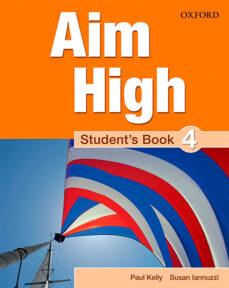 Ebook para descargar gratis electrónica básica AIM HIGH 4 STUDENTS BOOK en español