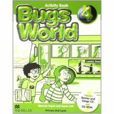 BUGS WORLD 4 ACTIVITY BOOK PACK | VV.AA. | Comprar libro