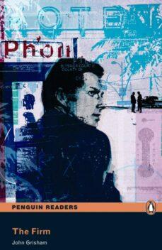 penguin readers level 5 the firm (mp3 pack)-john grisham-9781408276327