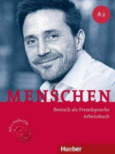 Descargar libro electrónico deutsch ARBEITSBUCH A2 MIT 2 AUDIO-CDS de  9783191119027 in Spanish