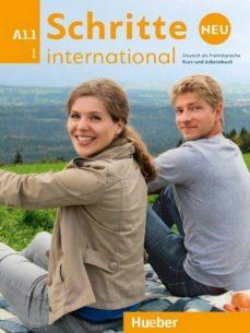 Descargas gratis de torrents de libros. SCHRITTE INTERNATIONAL NEU 1 - KURSBUCH+ARBEITSBUCH+CD ZUM ARBEITSBUCH de