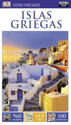 islas griegas 2016 (guias visuales)-9788403511927
