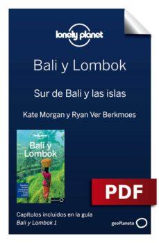 bali y lombok 1.sur de bali y las islas (ebook)-ryan ver berkmoes-9788408189527