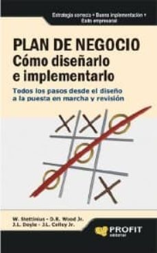 plan de negocio (ebook)-w. stettnius-9788415330127