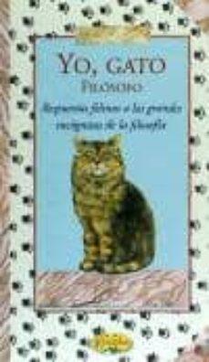 yo, gato filosofo-9788415401827