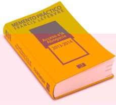 memento practico acceso a la abogacia, 2013-2014-9788415446927