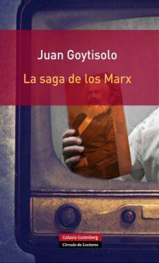 Ebooks gratuitos descargables gratis LA SAGA DE LOS MARX in Spanish