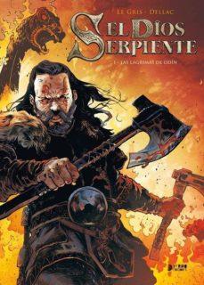 Chapultepecuno.mx El Dios Serpiente Vol. 1:las Lágrimas De Odín Image