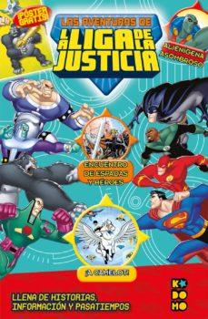 Followusmedia.es Las Aventuras De La Liga De La Justicia Nº 12 Image