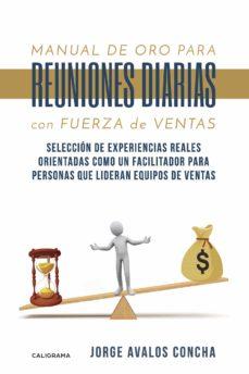Geekmag.es (I.b.d.) Manual De Oro Para Reuniones Diarias Con Fuerza De Ventas Image