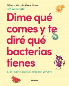 Emprende2020.es Dime Que Comes Y Te Dire Que Bacterias Tienes Image