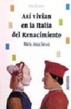 Curiouscongress.es Asi Vivian En La Italia Del Renacimiento Image