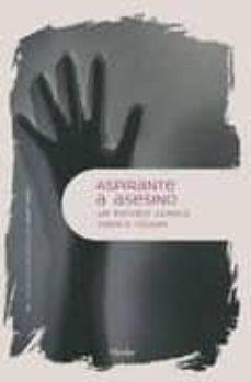 Libro de texto alemán descarga pdf ASPIRANTE A ASESINO. UN ESTUDIO CLINICO en español