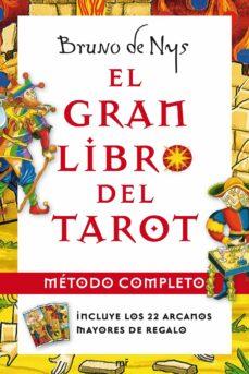 Mrnice.mx El Gran Libro Del Tarot: Metodo Completo Image