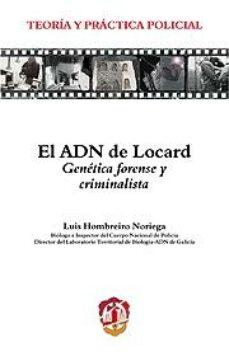 Descargas móviles ebooks gratis EL ADN DE LOCARD in Spanish