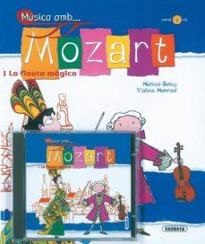 Inmaswan.es Musica Amb Mozart I La Flauta Magica (Conte Cd) Image